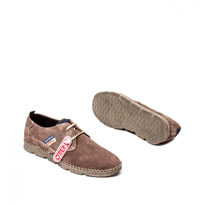 Pantofi barbat casual, piele naturala, OT 2818 14-I 3