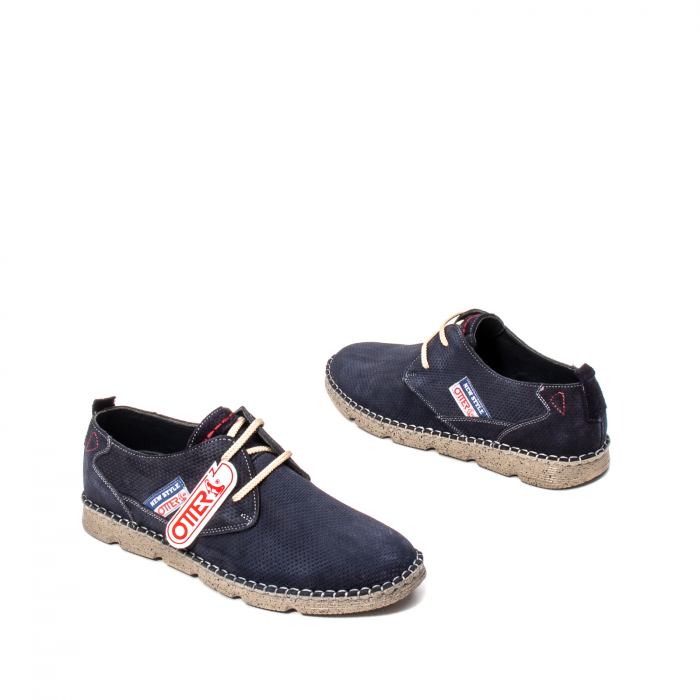 Pantofi barbat casual, piele naturala, OT 2818 42-2 2
