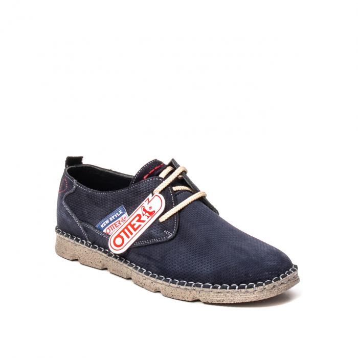 Pantofi barbat casual, piele naturala, OT 2818 42-2 0