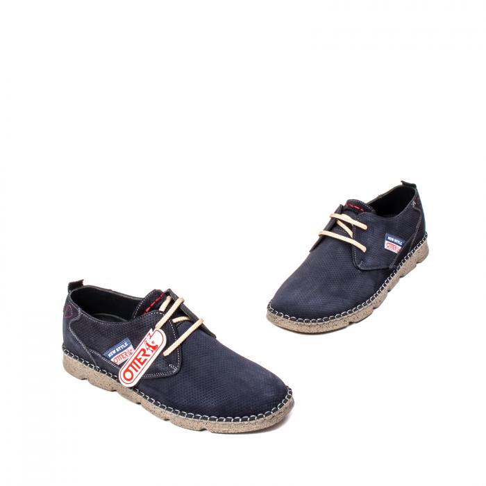 Pantofi barbat casual, piele naturala, OT 2818 42-2 1