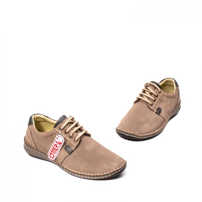 Pantofi barbat casual, piele naturala, OT 9551 14-2 1