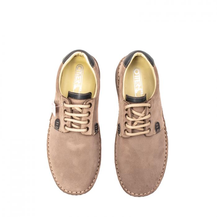 Pantofi barbat casual, piele naturala, OT 9551 14-2 5