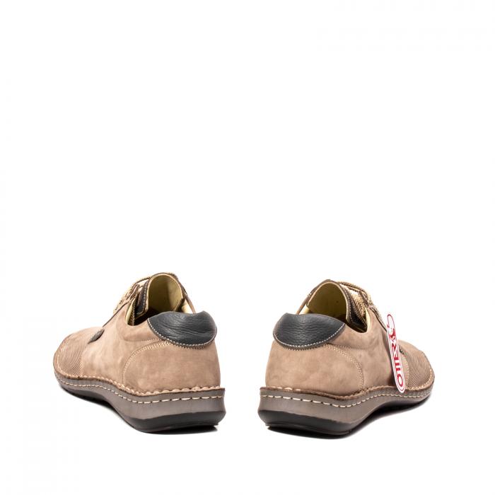 Pantofi barbat casual, piele naturala, OT 9551 14-2 6