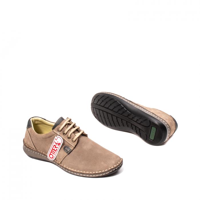 Pantofi barbat casual, piele naturala, OT 9551 14-2 3