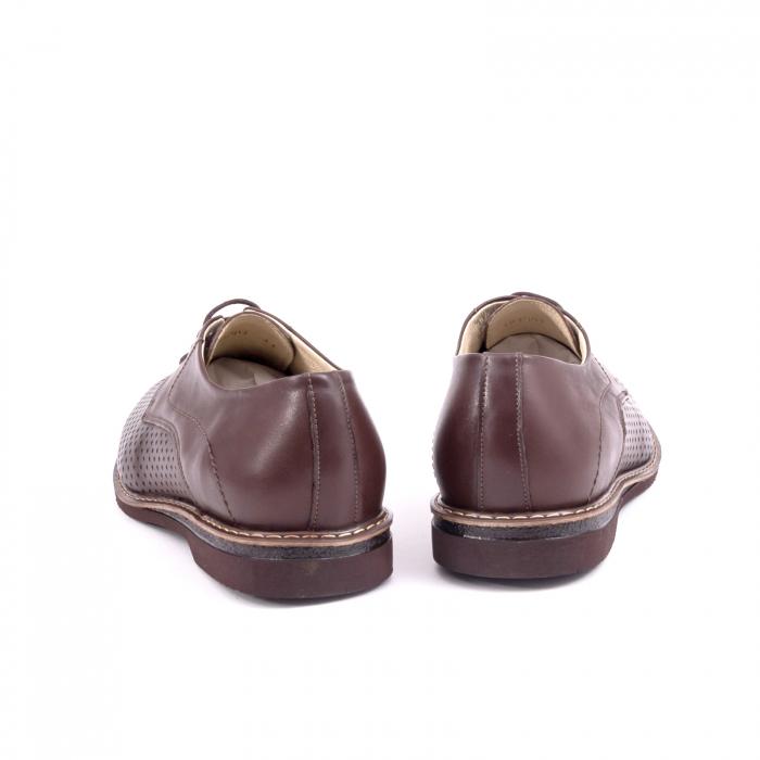Pantofi casual barbati 181591 maro 1