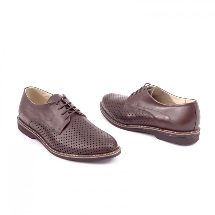 Pantofi casual barbati 181591 maro 6