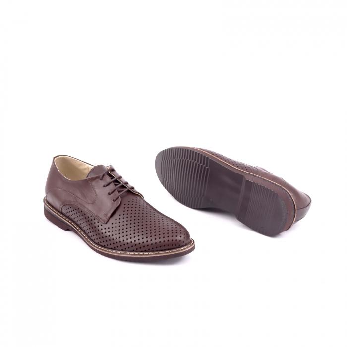 Pantofi casual barbati 181591 maro 2