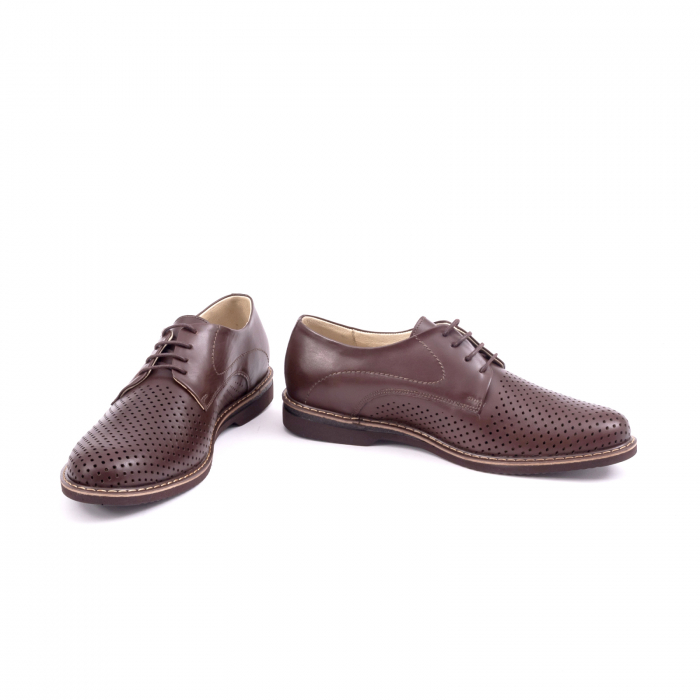 Pantofi casual barbati 181591 maro 4