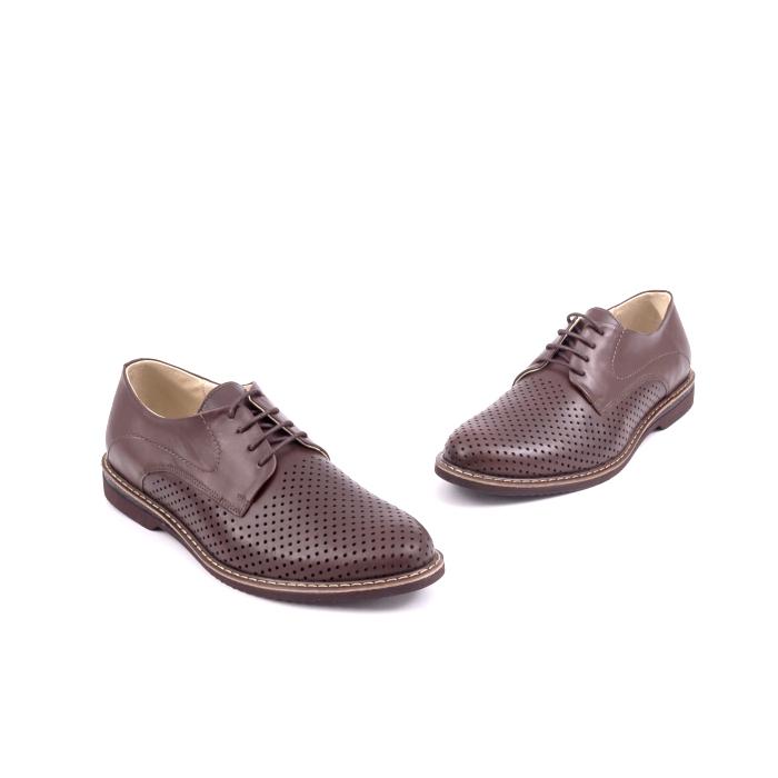 Pantofi casual barbati 181591 maro 3
