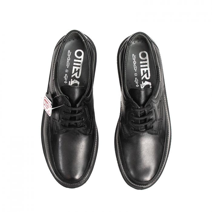 Pantofi casual barbati, piele naturala, OT27814 01-N 5
