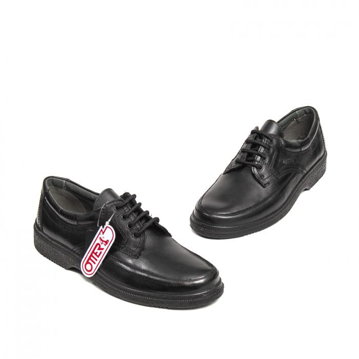 Pantofi casual barbati, piele naturala, OT27814 01-N 1