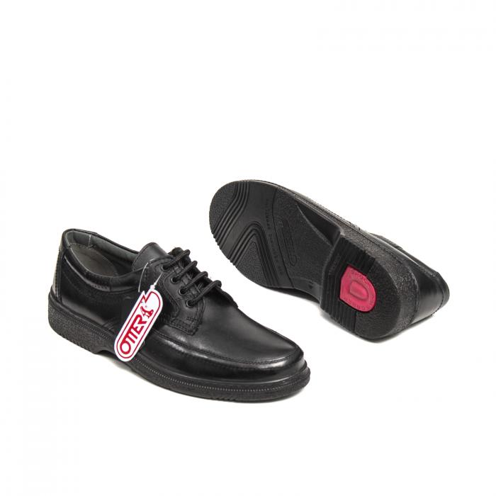 Pantofi casual barbati, piele naturala, OT27814 01-N 3