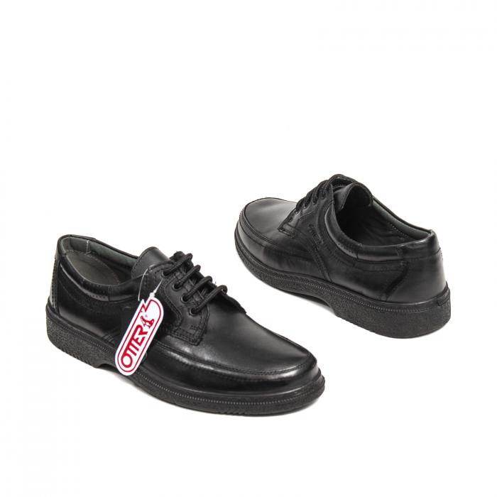 Pantofi casual barbati, piele naturala, OT27814 01-N 2