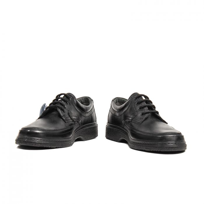 Pantofi casual barbati, piele naturala, OT27814 01-N 4