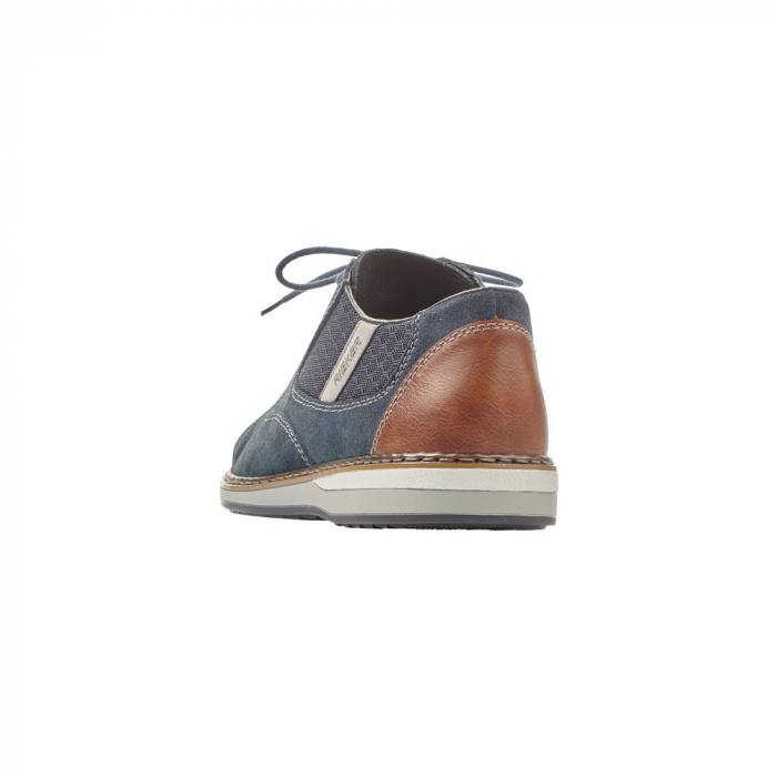 Pantofi barbati casual, piele naturala, RIK 16826-14 2