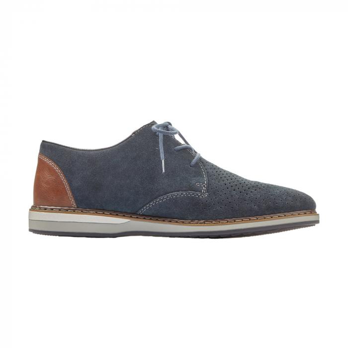 Pantofi barbati casual, piele naturala, RIK 16826-14 3