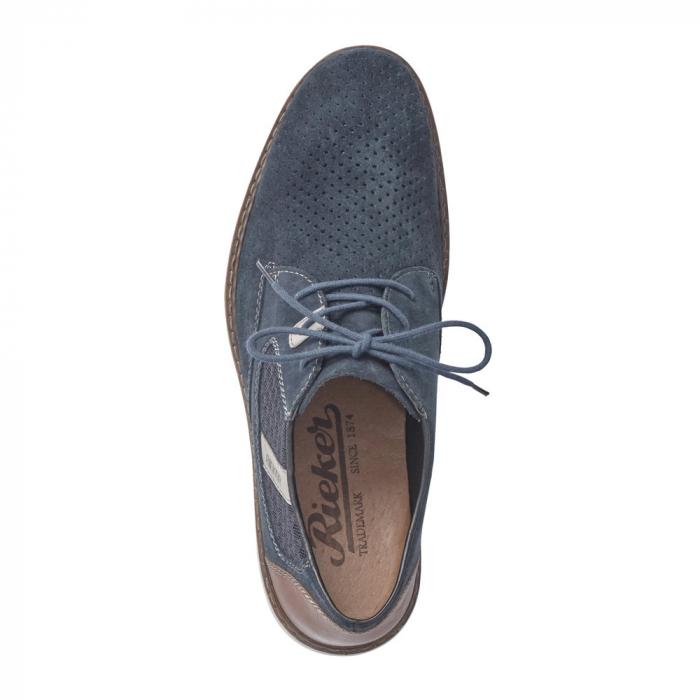 Pantofi barbati casual, piele naturala, RIK 16826-14 1