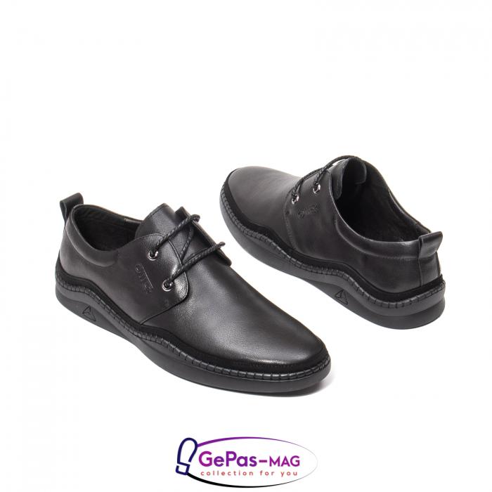 Pantofi casual barbati, piele naturala. YD01205 [2]