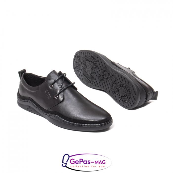 Pantofi casual barbati, piele naturala. YD01205 [3]