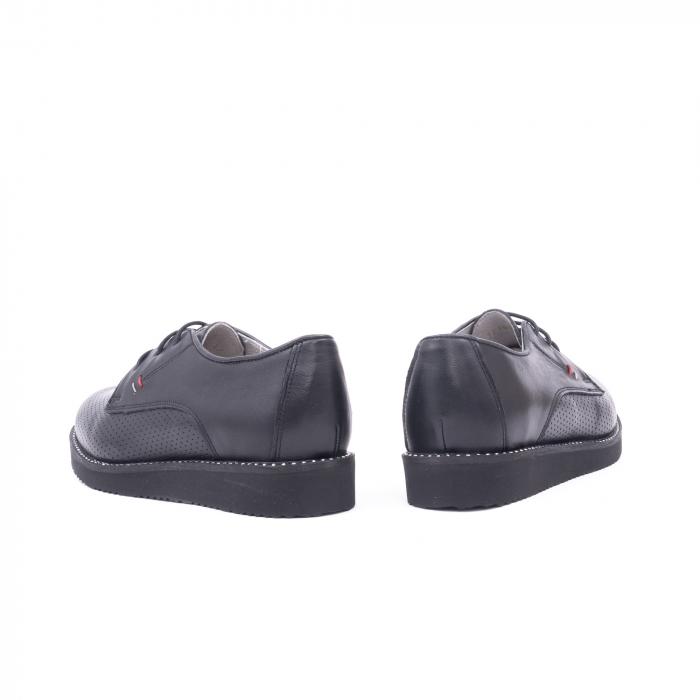 Pantofi casual dama 171610 negru 6