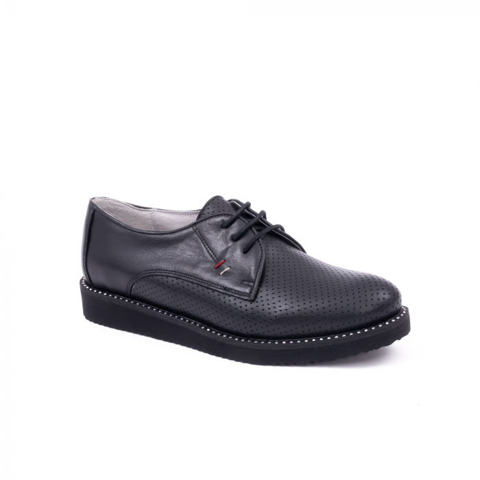 Pantofi casual dama 171610 negru 0