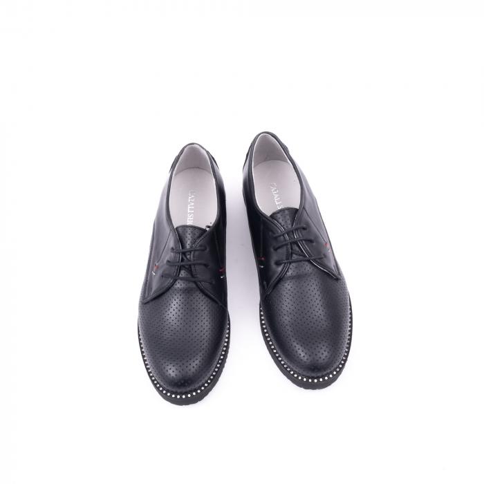 Pantofi casual dama 171610 negru 5