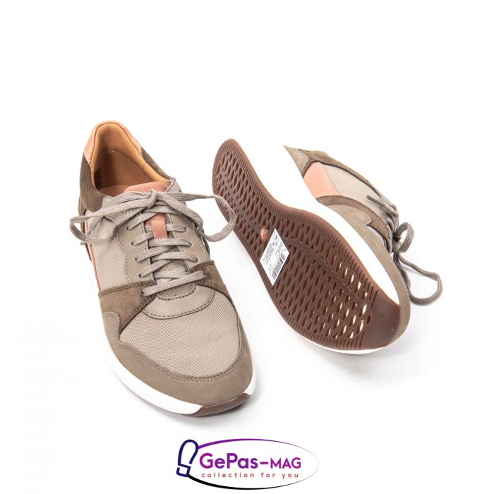 Pantofi casual dama confort Un Rio Run CL2615733 2