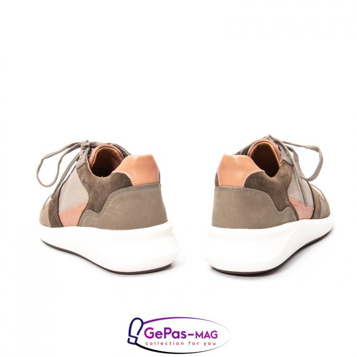 Pantofi casual dama confort Un Rio Run CL2615733 4