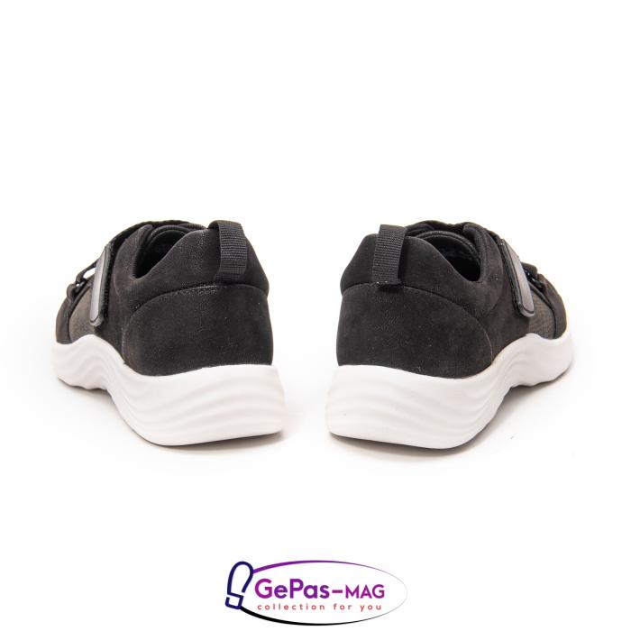 Pantofi casual dama din material textil Lulu Go CL261 4