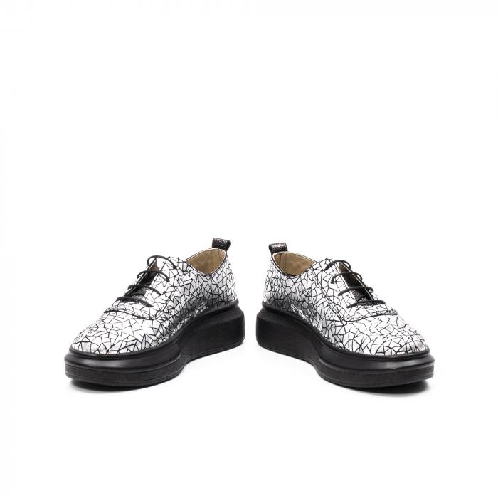 Pantofi dama casual, Pass Collection-C592100 K7-N 4