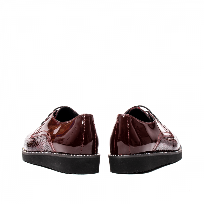 Pantofi casual dama, piele naturala, 172614 B 6
