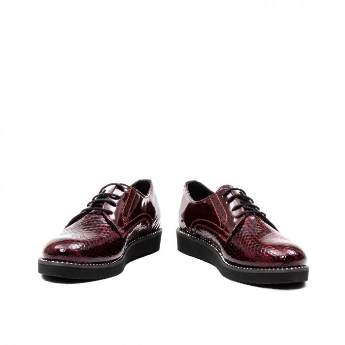 Pantofi casual dama, piele naturala, 172614 B 4