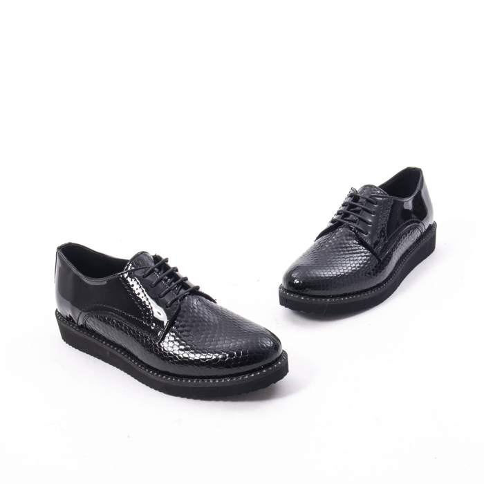 Pantofi casual dama, piele naturala, Catali 172614 N 1