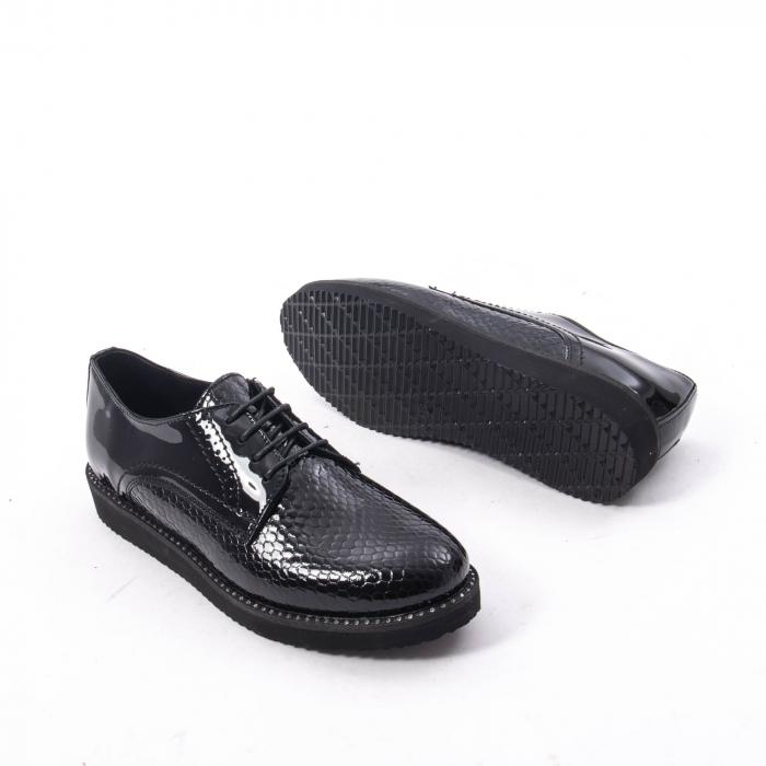 Pantofi casual dama, piele naturala, Catali 172614 N 3