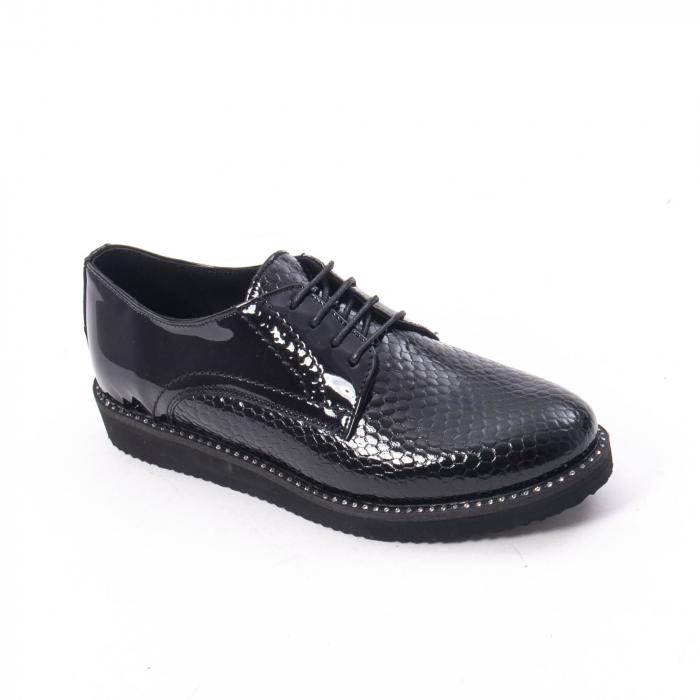 Pantofi casual dama, piele naturala, Catali 172614 N 0