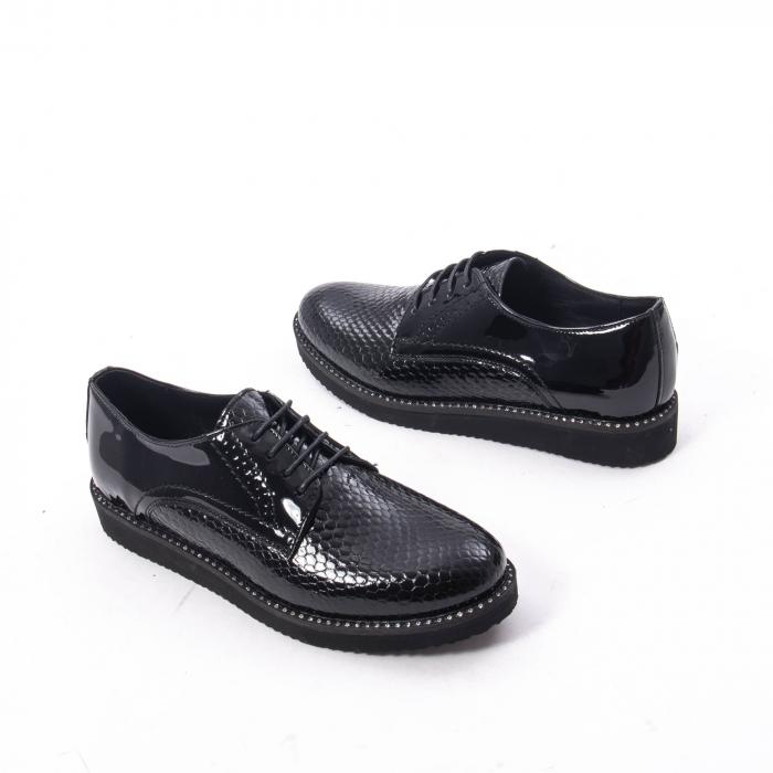 Pantofi casual dama, piele naturala, Catali 172614 N 2