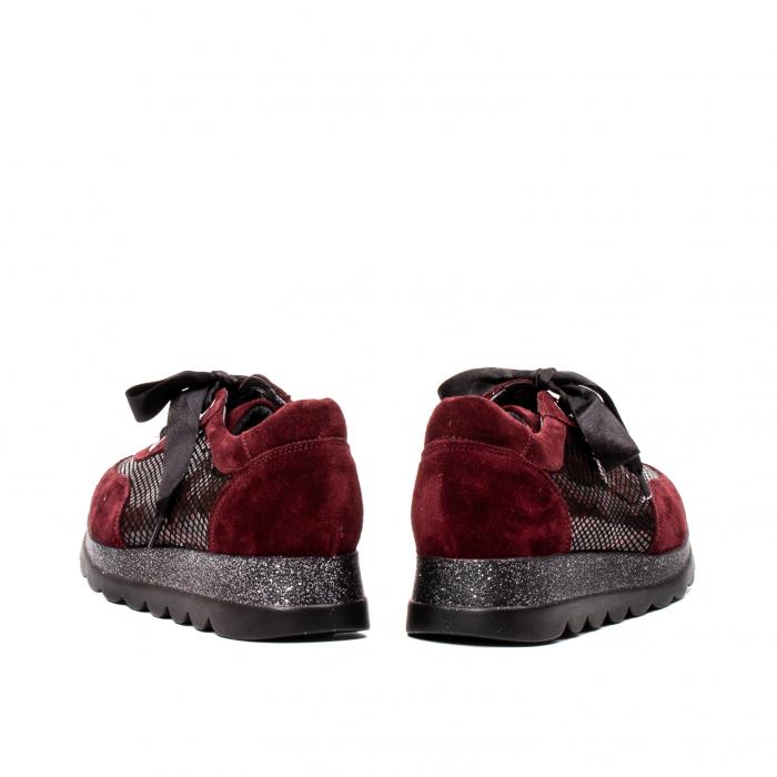 Pantofi casual dama, piele naturala, 202679SP/CRO [6]