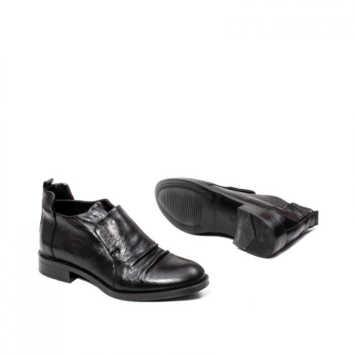 Pantofi casual dama, piele naturala, 202688 N 3