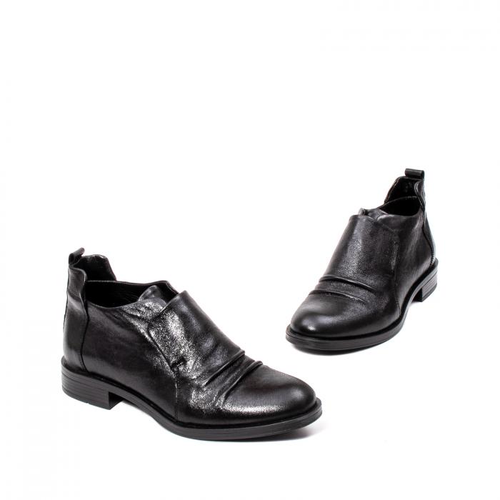 Pantofi casual dama, piele naturala, 202688 N 1