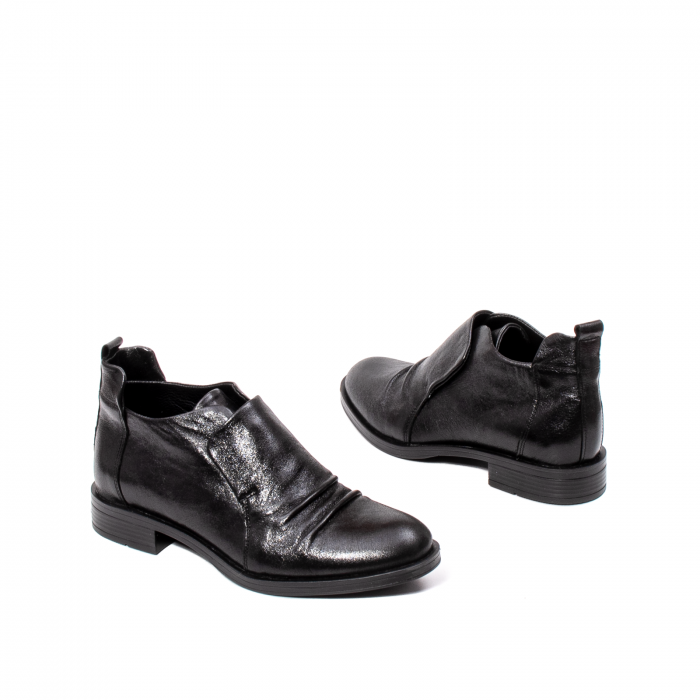 Pantofi casual dama, piele naturala, 202688 N 2