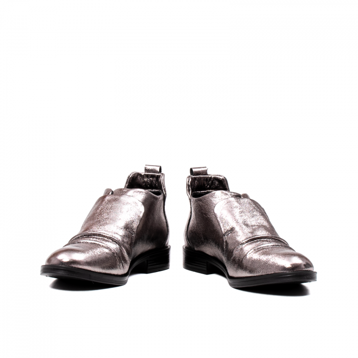 Pantofi casual dama, piele naturala, 202688 HOR 4