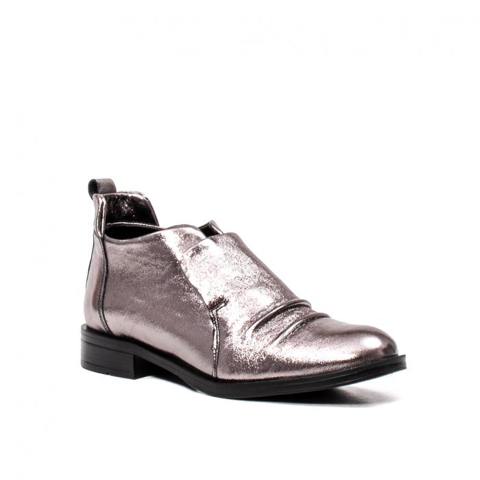 Pantofi casual dama, piele naturala, 202688 HOR 0