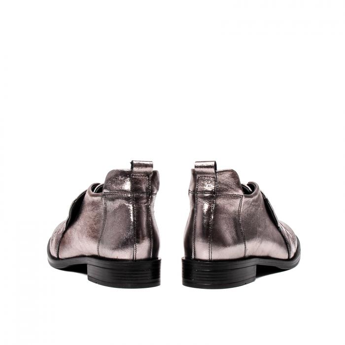 Pantofi casual dama, piele naturala, 202688 HOR 6