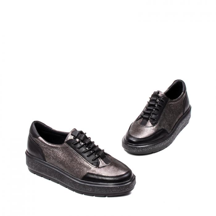 Pantofi casual dama, piele naturala, 202689 1