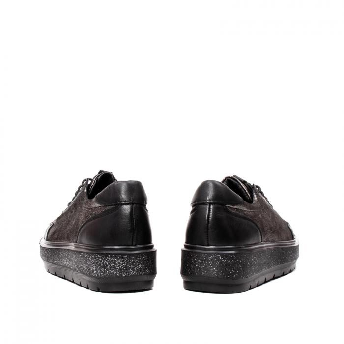 Pantofi casual dama, piele naturala, 202689 6