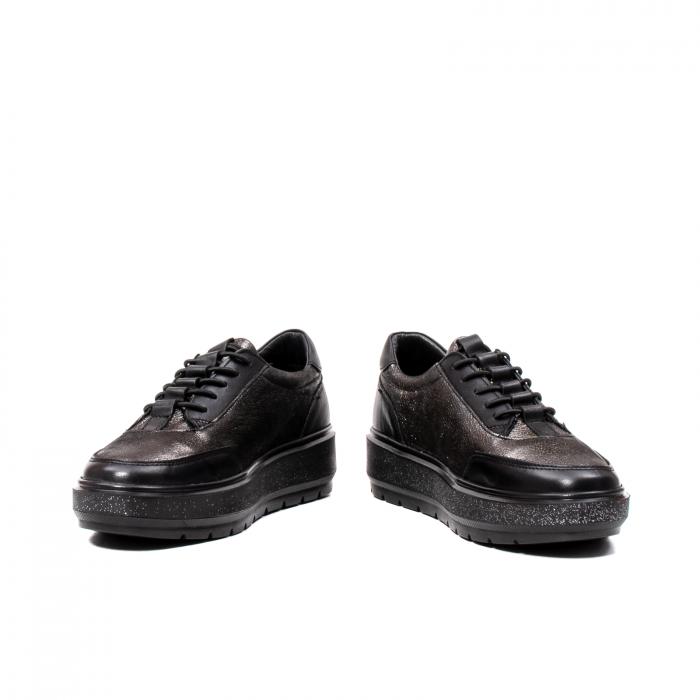 Pantofi casual dama, piele naturala, 202689 4