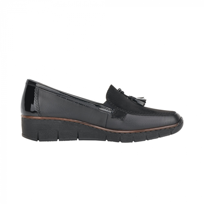 Pantofi casual dama, piele naturala, 53771-00 5