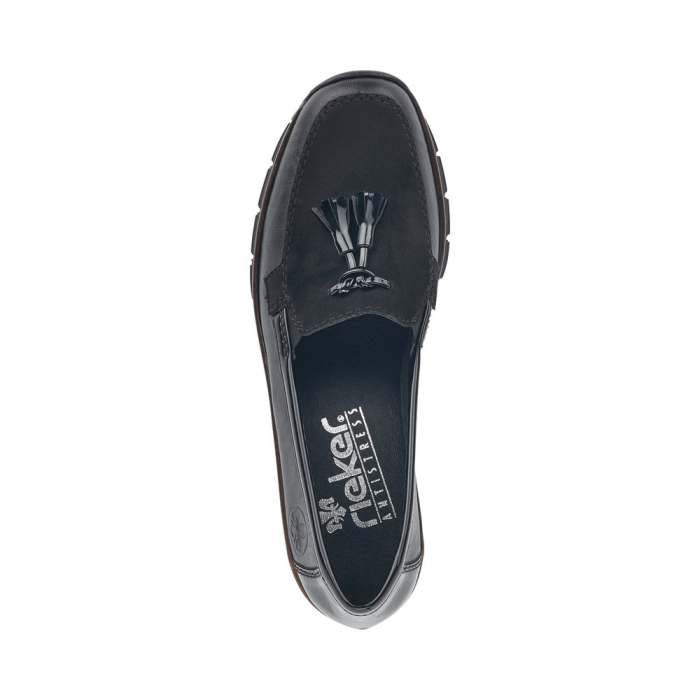 Pantofi casual dama, piele naturala, 53771-00 3