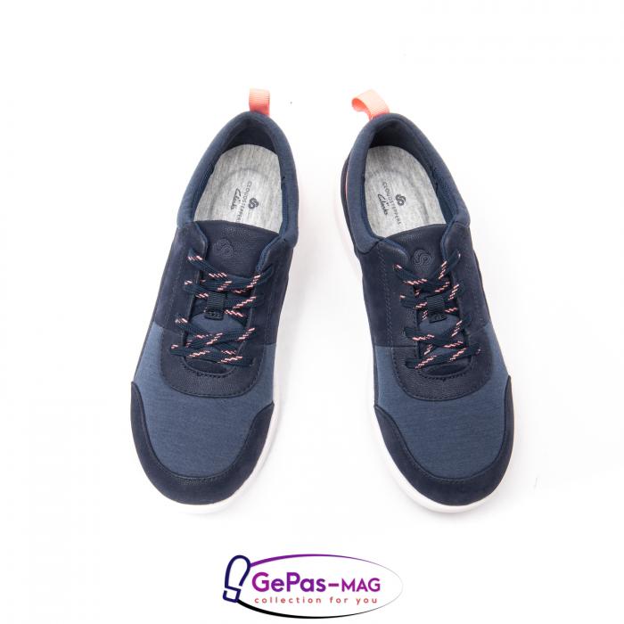 Pantofi casual dama din material textil Sillian Kae CL26151944 3