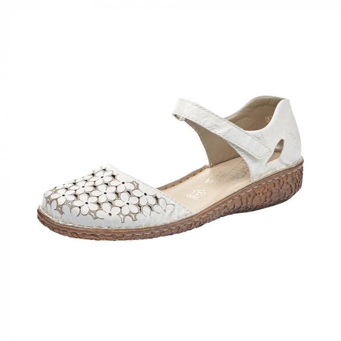 Pantofi dama, casual din piele naturala, RIK M0965-80 0